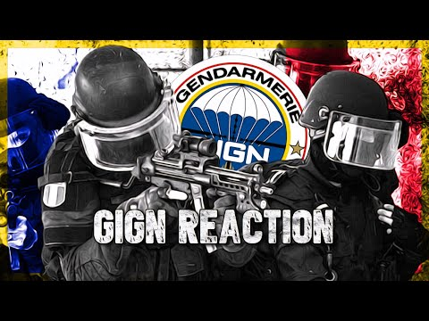 British Army Veteran Reacts To FRENCH GIGN!! - Names Nicco