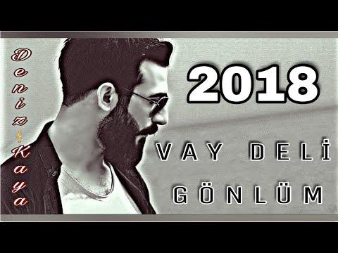 Vay Deli Gönlüm - Deniz Kaya  2018 yeni HD audio