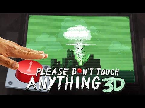 НИЧЕГО НЕ ТРОГАЙ! ► Please, Don't Touch Anything 3D |1|