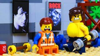 Лего Фільм 2 тренажерний зал витівка не іграшка анімація