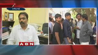 AP Eamcet Convener Sai Baba face to face over Eamcet Exams