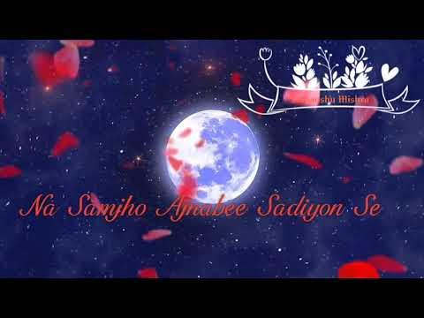 Falak Se Puch Lo Chahe   Romantic Video   Whatsapp Status   Created By Himanshu Mishra