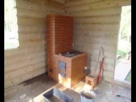 Кухонная печь из кирпича своими руками 133