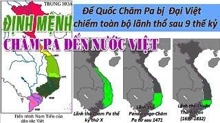 Từ Chăm Pa đến nước Việt - Khi Đất Nước bị xóa sổ thì Dân Tộc còn hay không?