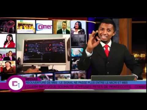 Clash Info Edition 7 du  24 MAI  2015 by TV PLUS MADAGASCAR