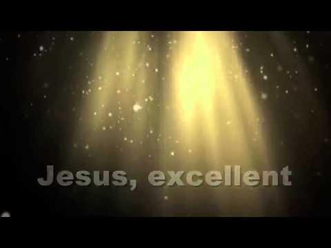 Oh Lord, how excellent -  New Jersey Mass Choir (lyrics)