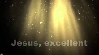 Oh Lord, how excellent -  New Jersey Mass Choir (lyrics)