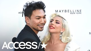 Baixar Lady Gaga Makes Surprise Red Carpet Appearance At Daily Front Row To Honor Her Hairstylist Friend