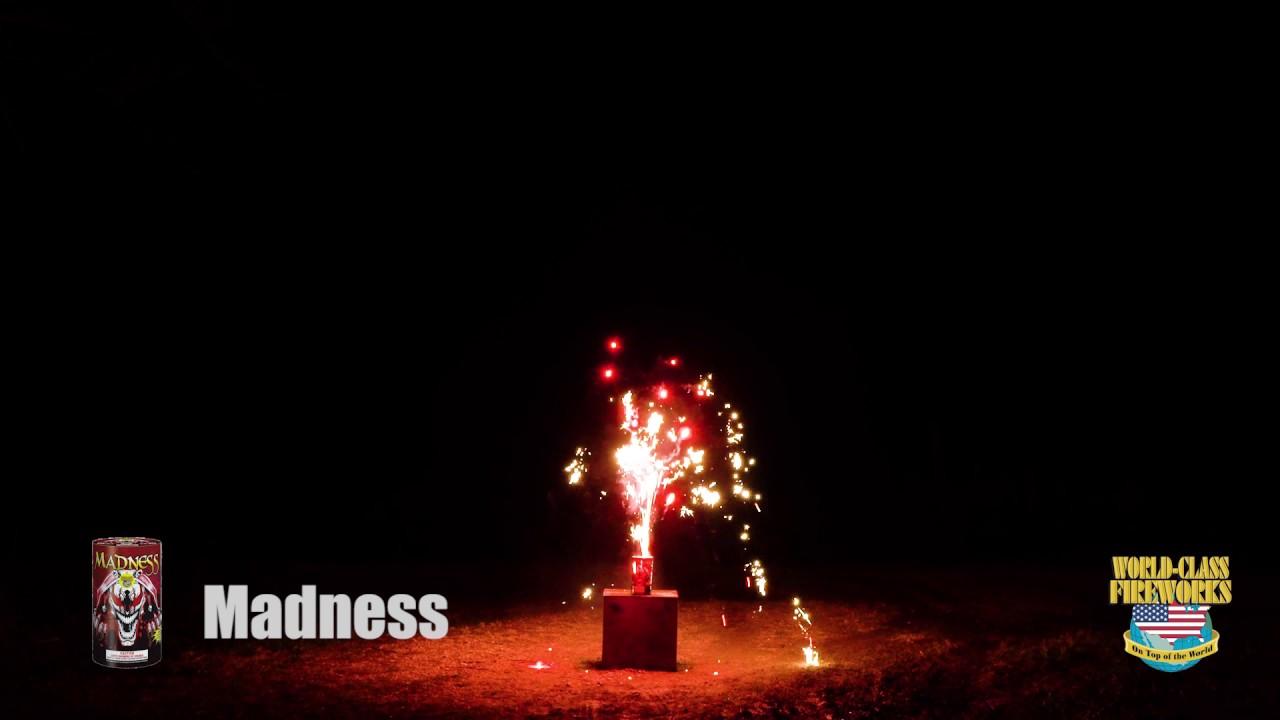 Madness - World Class Fireworks - YouTube