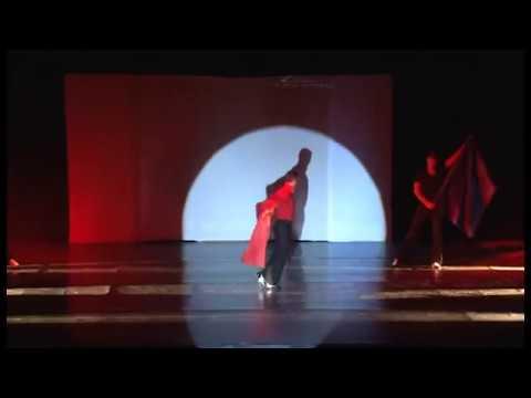 Ritmo Nuevo The Mask Of Zorro DANCE PASO DOBLE 2012 EHM