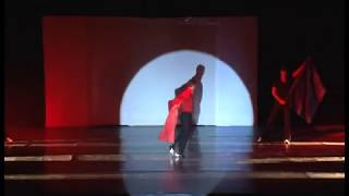 Ritmo Nuevo The Mask Of Zorro DANCE PASO DOBLE 2012 EHM