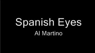 Spanish Eyes • Al Martino • Original • 1965