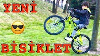 yeni bisikletim hso