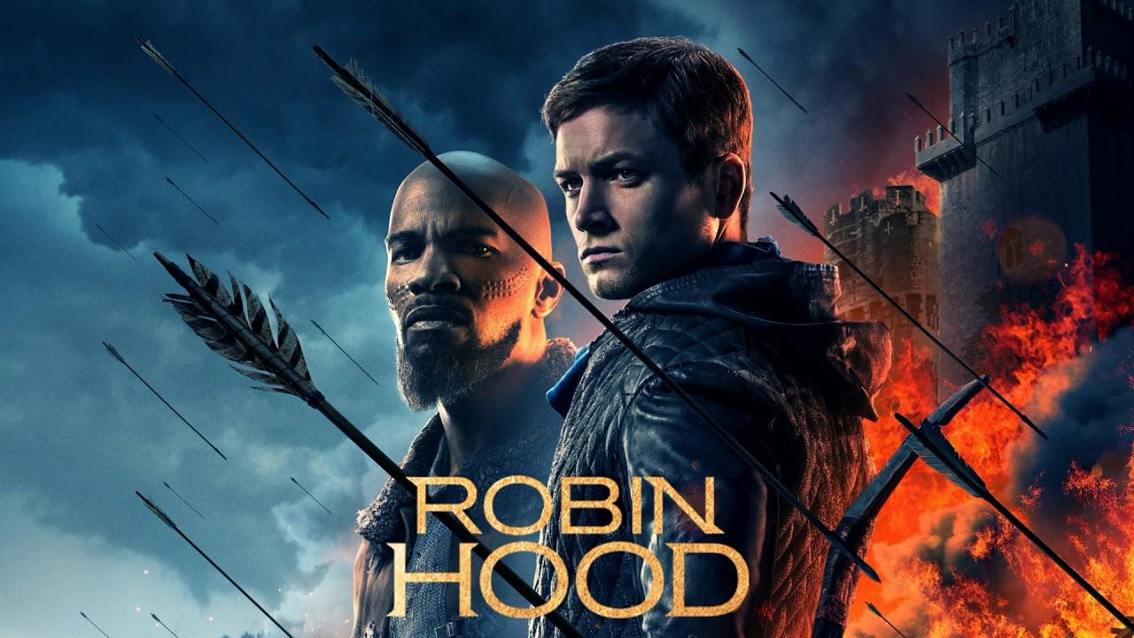 Robin Hood Stream