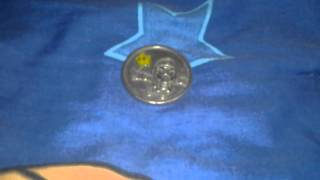 Super Mario Galaxy Commemorative Launch Coin