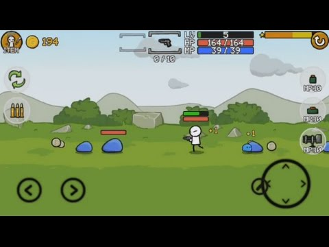 Stickman And Gun2 (by RAON GAMES) - action game for android - gameplay.