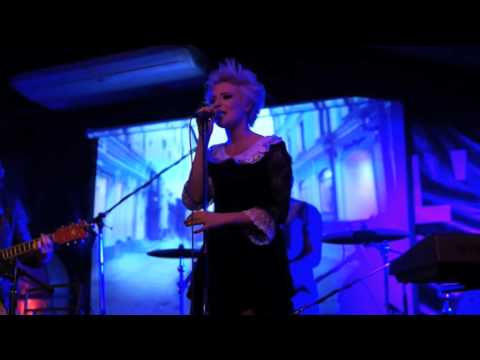Sherlock Blonde - Funny Sounds (Live at Gogol' Club 26.12.12)