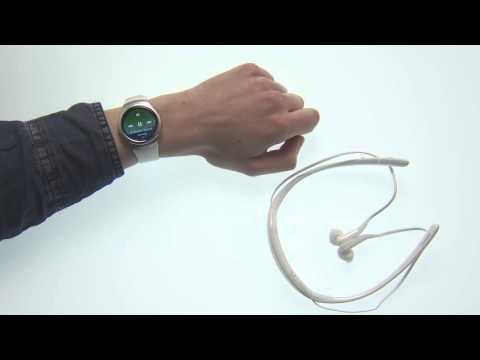 Samsung Gear S2: Tracking mit S Health ohne Smartphone