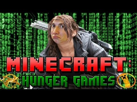 Minecraft: Hunger Games w/Mitch! Game 57 - Hackers!