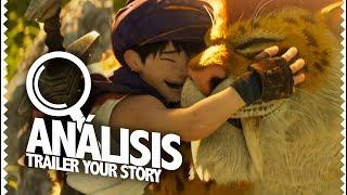 Trailer Dragon Quest Your Story - Análisis en Español, Castellano