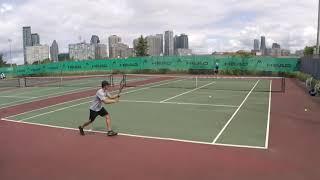 7/28/18 Tennis - Set Highlights