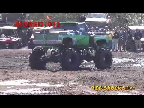 SINGER SLINGER wet and wild freestyle from Iron Horse for Trucks Gone Wild