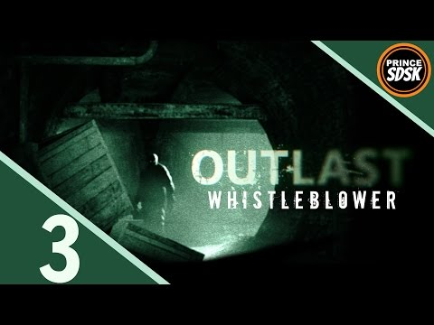 Outlast: Whistleblower | BEING COOKED ALIVE | Part 3 [Gameplay Walkthrough]