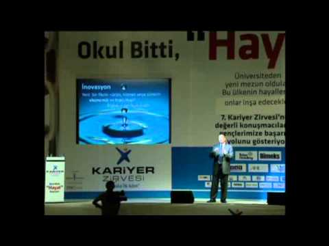 Kariyer Zirvesi 2012 Süreyya Ciliv