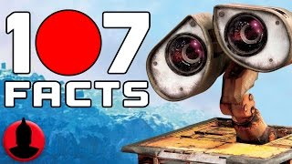 107 Facts About Wall-E! - Cartoon Hangover