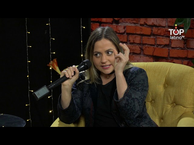 Patricia Lúcar entrevista a Airam Galliani