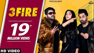 3 FIRE : Sharry Mann  Feat MistaBaaz | Swaalina | New Punjabi Songs 2019 | Teen Fire