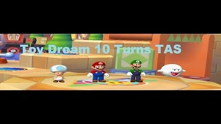 Mario Party 5 JPN - Toy Dream 10 Turns [TAS]