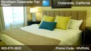 Family Travel to Wyndham Oceanside Pier Resort in Oceanside, California