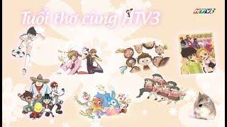 Những Tựa Phim Hoạt Hình Từng Được Chiếu Trên HTV3 ♥ | Tuổi Thơ Cùng HTV3 ‹‹ PHẦN 3 ››