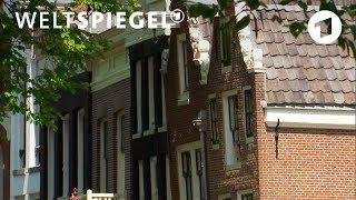 Schnappschuss: Amsterdams schiefe Häuser | Weltspiegel