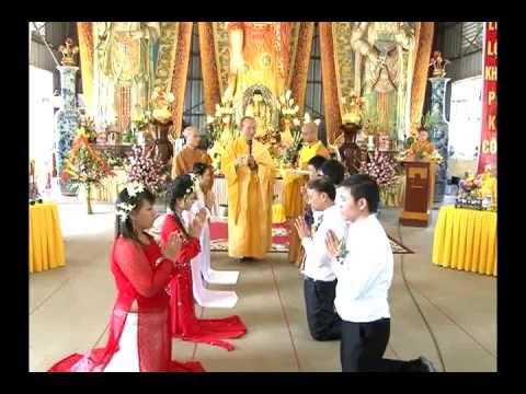 Chùa Ba Vàng - Lễ Hằng Thuận 11 tháng 8