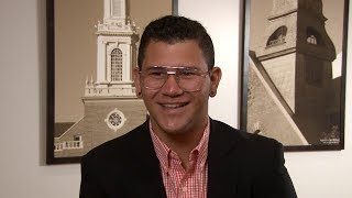 Scholarship Spotlight - Luis Lopez