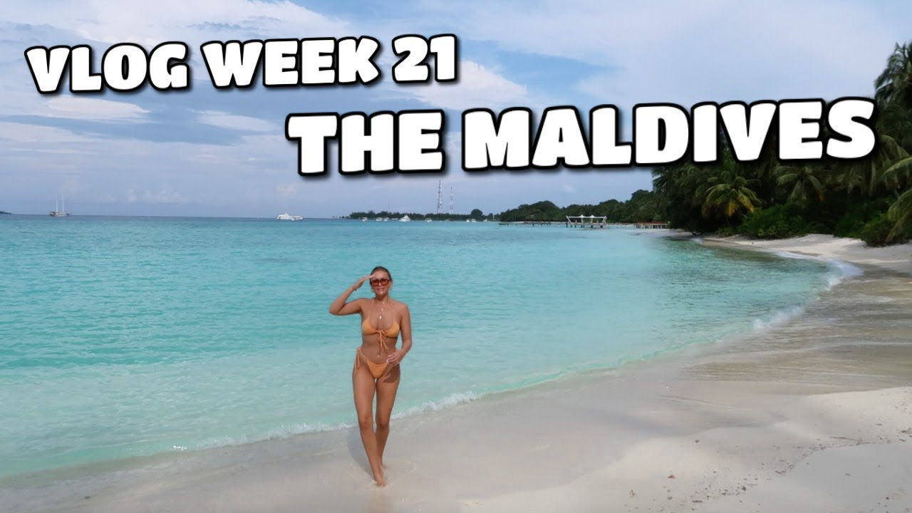 VLOG | A WEEK IN THE MALDIVES