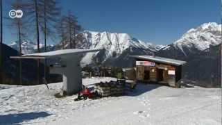 Skigebiet - Skigebiet ohne Lift | Wirtschaft kompakt