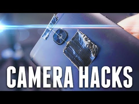 5 HACKS for VIDEO with SMARTPHONE