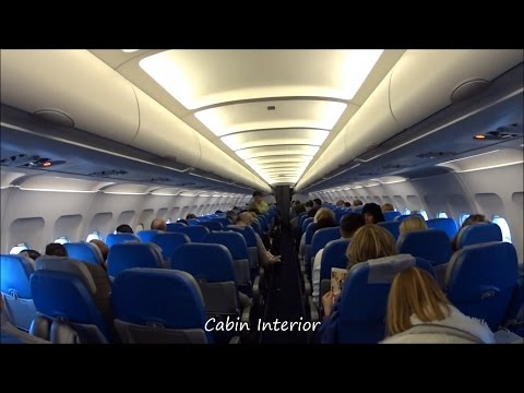 Air SERBIA |FLIGHT REPORT| Airbus A319-132 (YU-APB) Flight JU360 Belgrade - Amsterdam