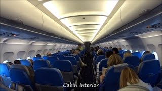 Air SERBIA |FLIGHT REPORT| Airbus A319-132 (YU-APB) Flight JU360 Belgrade - Amsterdam