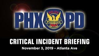 CIB - November 3, 2019 - Atlanta Ave