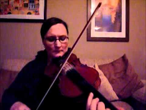 The Braes of Mar - Fiona Cuthill, Glasgow Fiddle Workshop