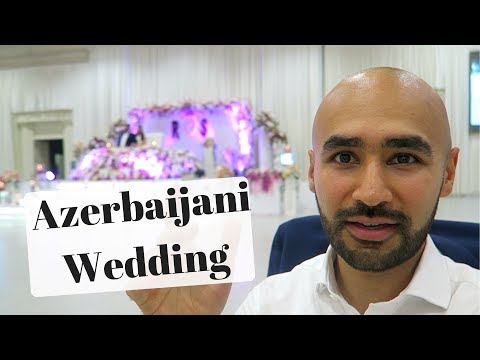 Traditional Azerbaijani Wedding - Altyazı var