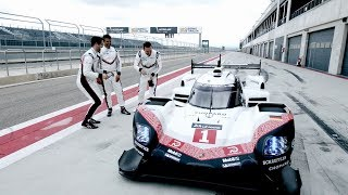 The 919 Tribute on tour: three friends – one passion.