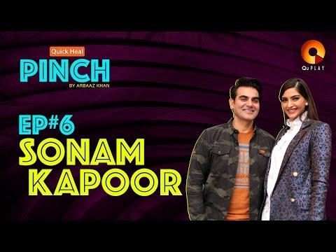 Sonam Kapoor   Quick Heal Pinch by Arbaaz Khan   QuPlayTV