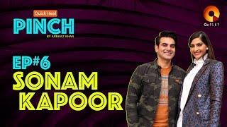 Sonam Kapoor | Quick Heal Pinch by Arbaaz Khan | QuPlayTV