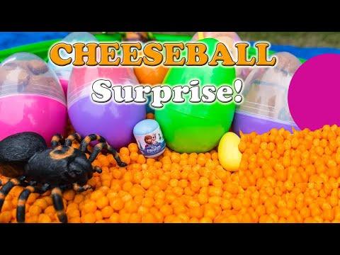 SURPRISE EGGS Disney Funny Paw Patrol + Funny Pig + Blaze World Largest Surprise Egg Toys Video