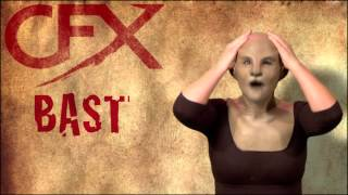 CFX Mask • BAST the CAT Silicone Mask Try On